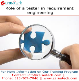 QA Testing Training