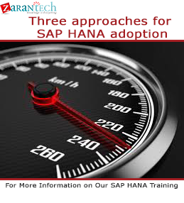 SAP HANA Training and Certification