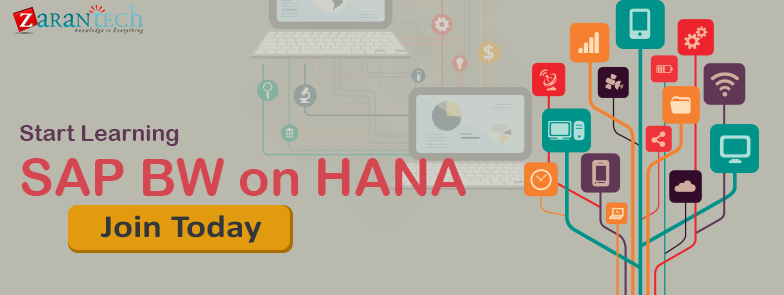 SAP BW on HANA Online Training