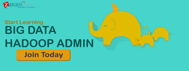 Hadoop Apdmin Training
