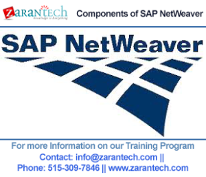 Components-of-SAP-NetWeaver