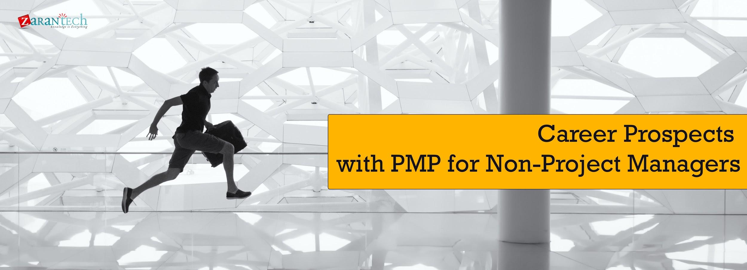 Career prospects with pmp for non project managers xflitez Choice Image