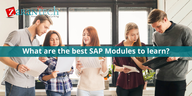 what are the best SAP modules to learn