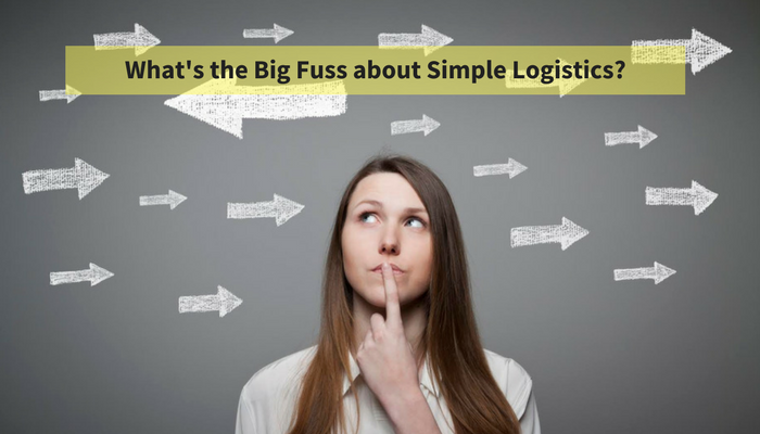 What's the Big Fuss about Simple Logistics