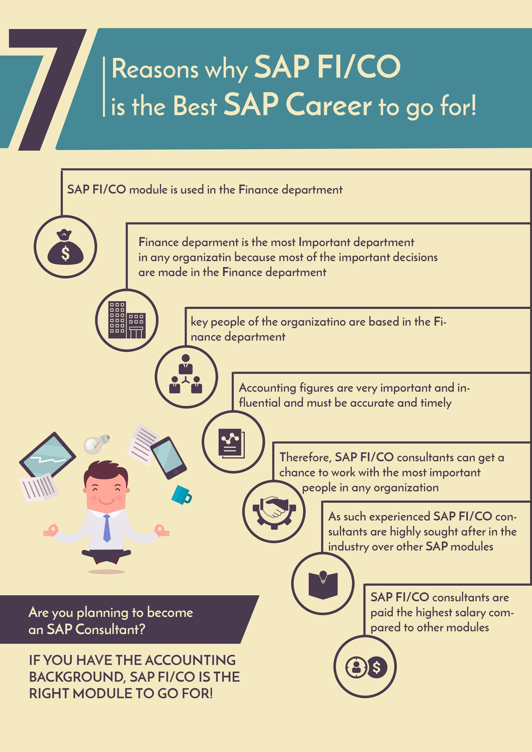Reasons why SAP FICO is the best SAP career to go for
