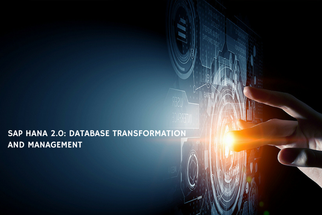 SAP HANA 2 0: Database Transformation and Management - Zarantech