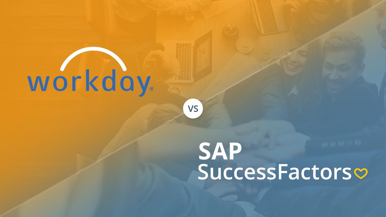 Comparison between SAP SuccessFactors and Workday HCM - Zarantech