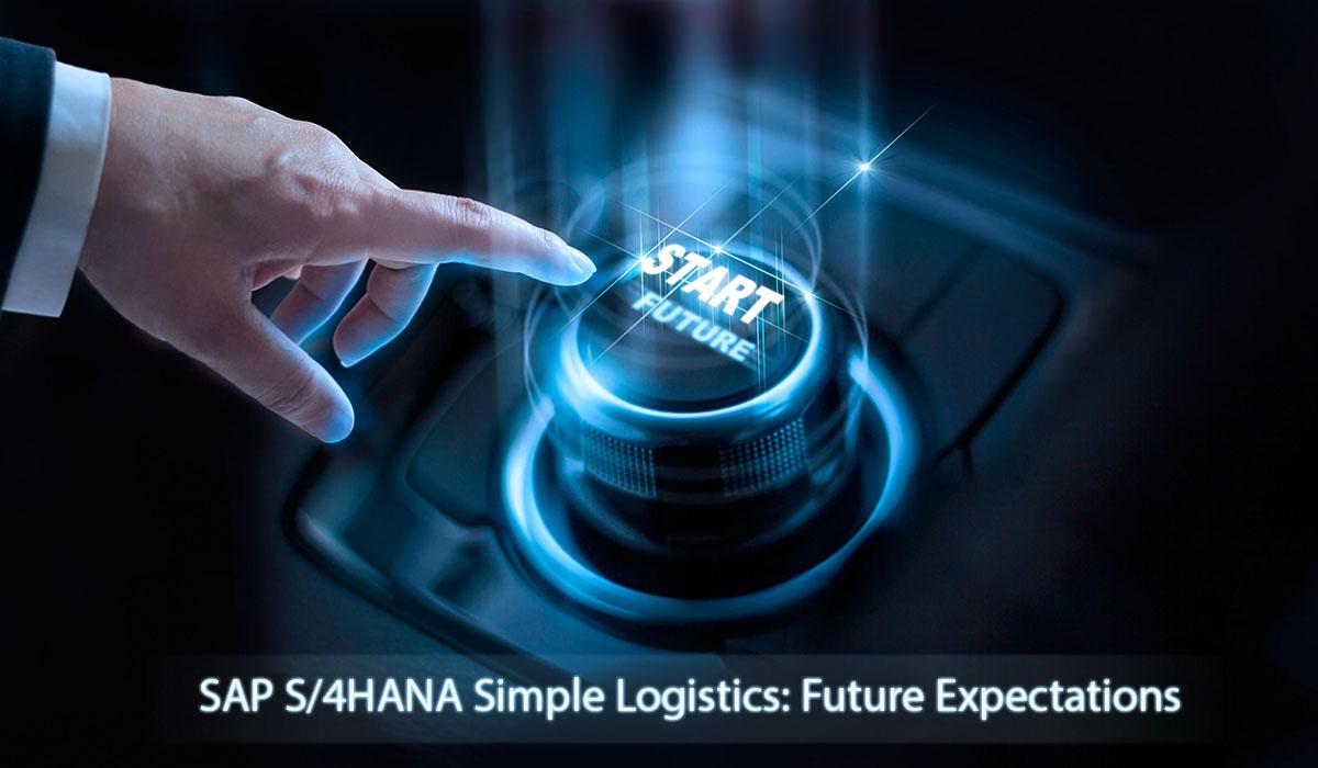 SAP S/4HANA Simple Logistics: Future Expectations - Zarantech
