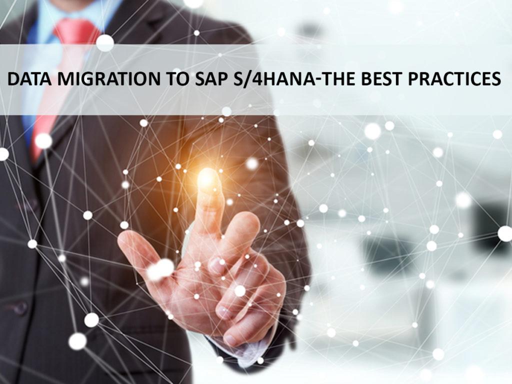 Data Migration to SAP S/4HANA-The Best Practices - Zarantech
