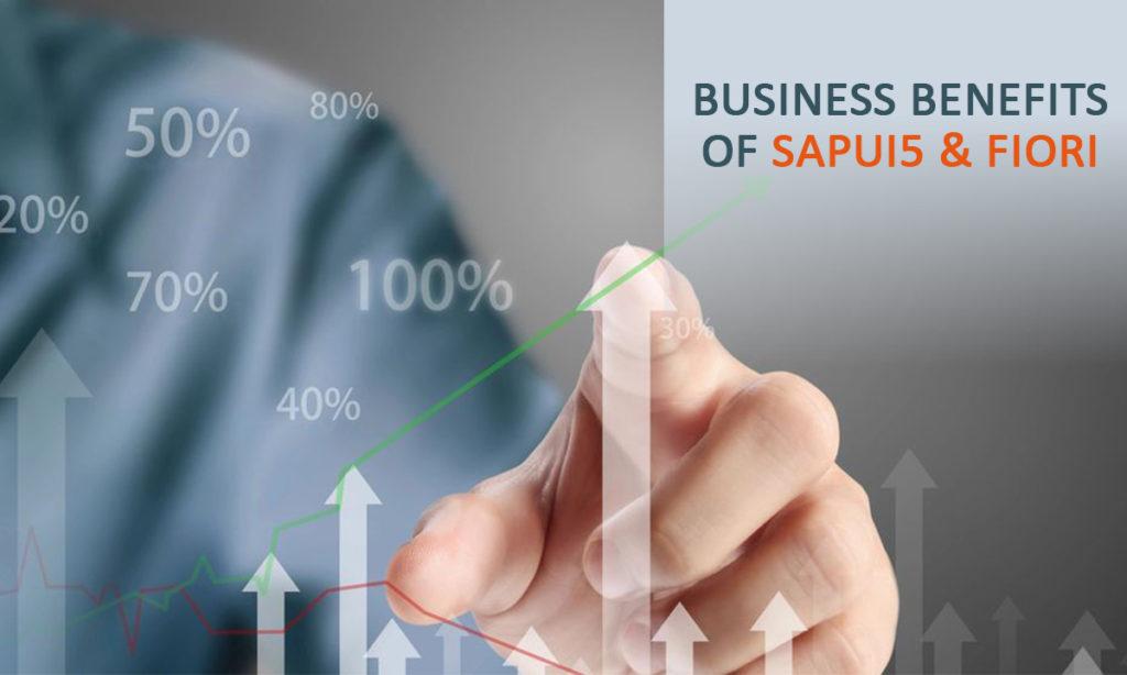 Business Benefits of SAP UI5 & FIORI - Zarantech