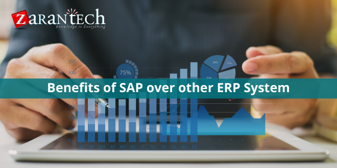 Benefits of SAP over other ERP System - Zarantech