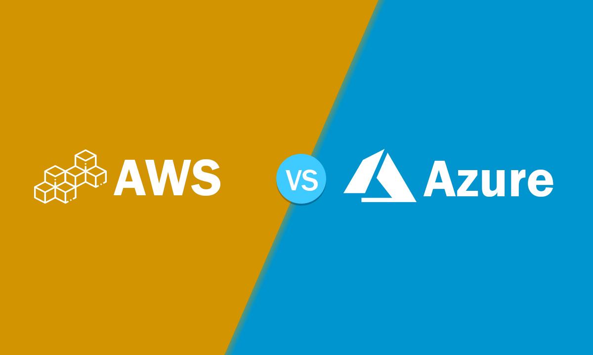 Difference between AWS and Azure - Zarantech