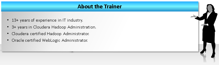 about the trainer hadoop adminpng