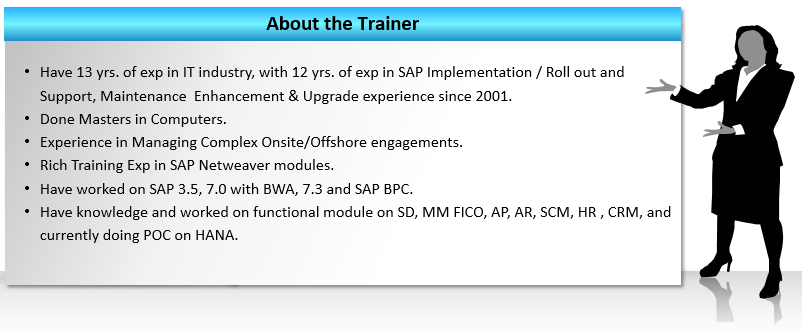 Why SAP Training?