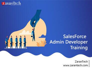 Salesforce Developer, Admin & Lightning Training
