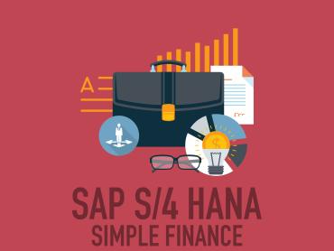SAP S/4HANA Simple Finance Certification Training