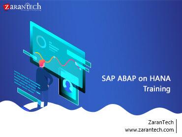 SAP ABAP on HANA / S4HANA ABAP Training