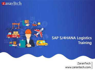 SAP S/4HANA Logistics 2020 Training