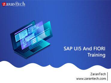 SAP UI5 and FIORI Training
