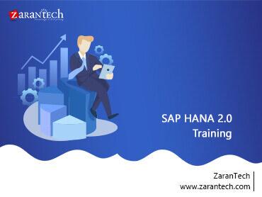 SAP HANA 2.0 Training