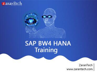 SAP BW/4HANA Training