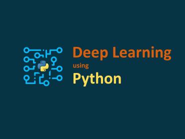 Deep Learning using Python Certification Training