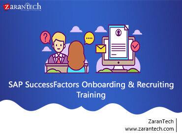 SAP SuccessFactors Onboarding and Recruiting