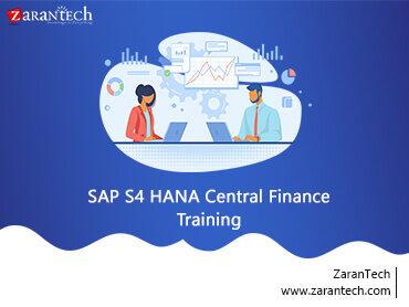 SAP S/4HANA Central Finance Training