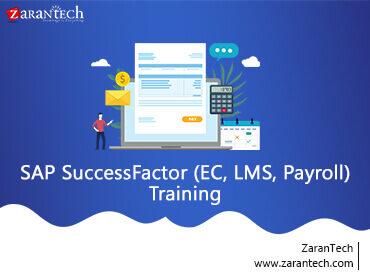 SAP SuccessFactors EC Payroll and LMS Training