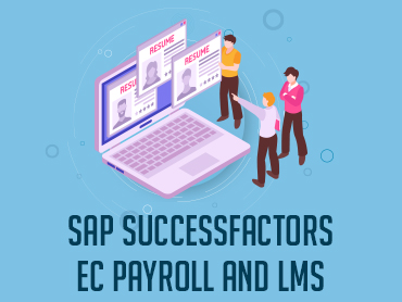 SAP SuccessFactors EC Payroll and LMS Training