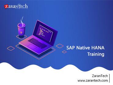 SAP Native HANA Training