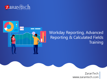 Workday Reporting, Advanced Reporting & Calculated Fields Training