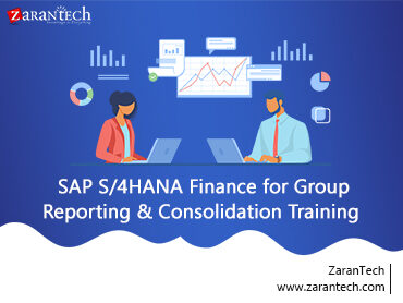 SAP S/4HANA Finance for Group Reporting and Consolidation Training